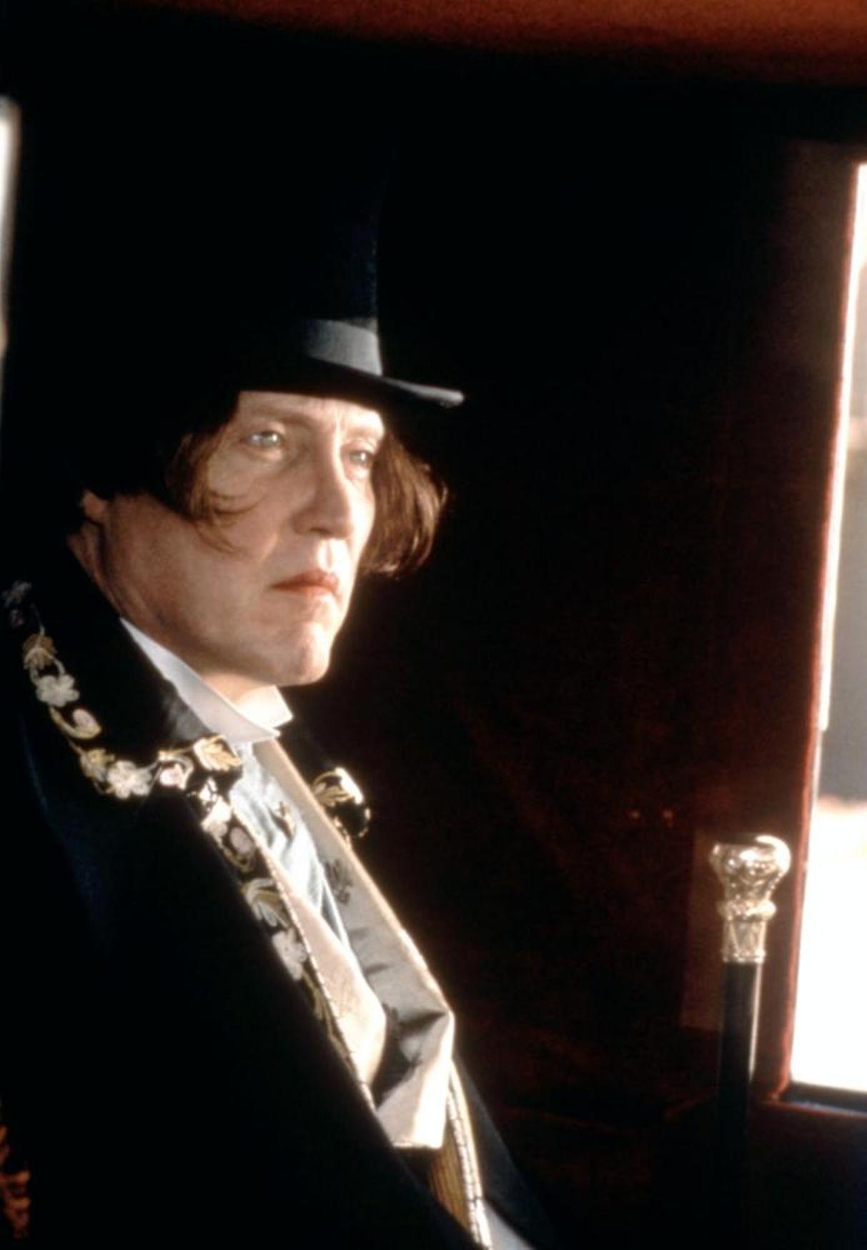 """""""Illuminata"""" movie still, 1998.  Christopher Walken as Umberto Bevalaqua."""