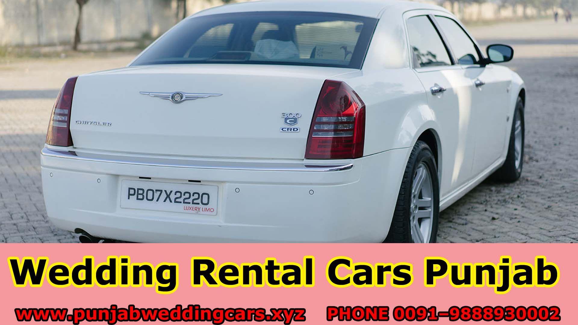 Wedding Cars In Punjab Luxury Car Rental Best Luxury Cars Car Rental