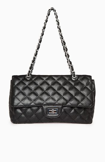 Coco Quilted Large Handbag | DAILYLOOK