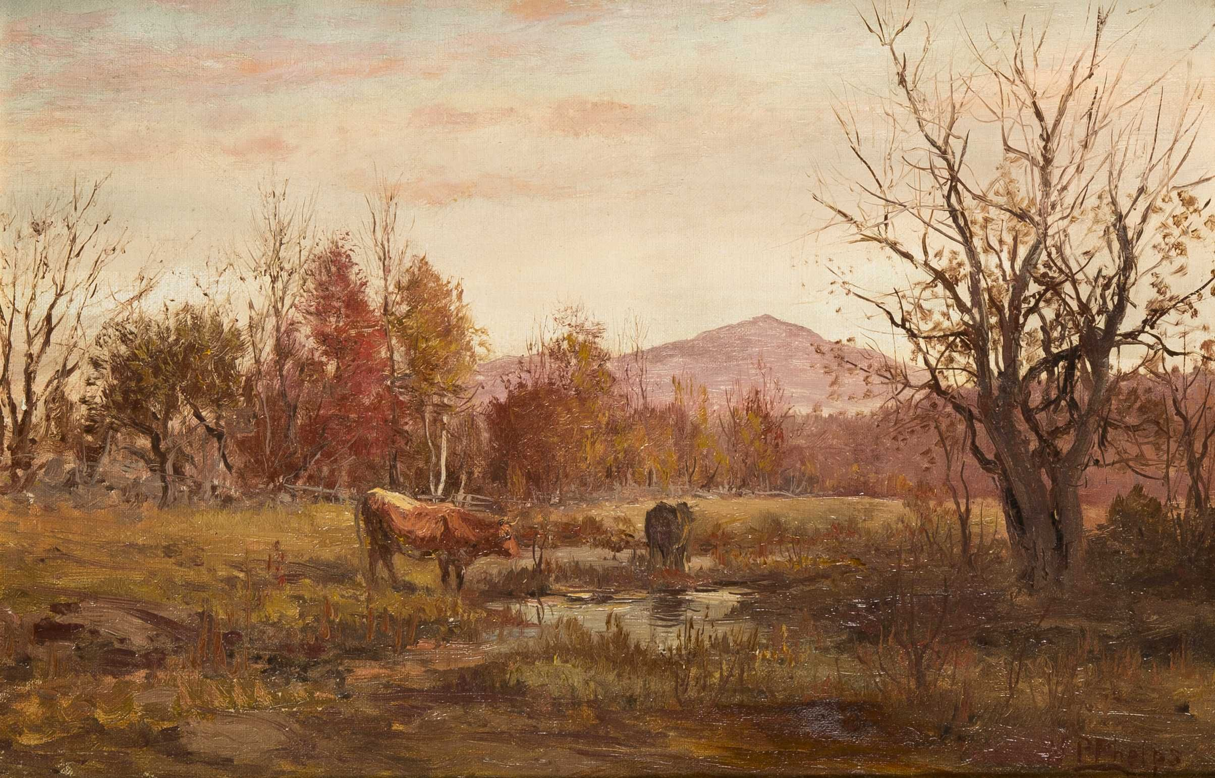 William Preston Phelps | MASTER ART painters | Pinterest | Preston ...