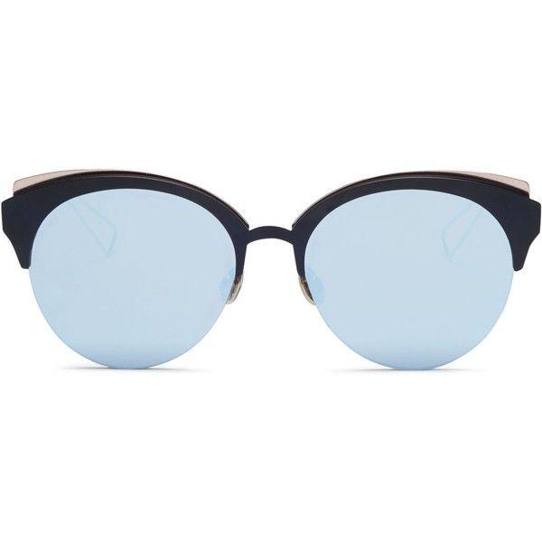 b8c669a85612 Dior Diorama Club Sunglasses