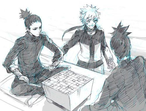 Kagebunshin kagemane naruto shippuden boruto - Naruto boards ...