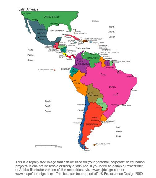 Latin america continent printable blank royalty free jpg map latin america continent printable blank royalty free jpg map toneelgroepblik Image collections