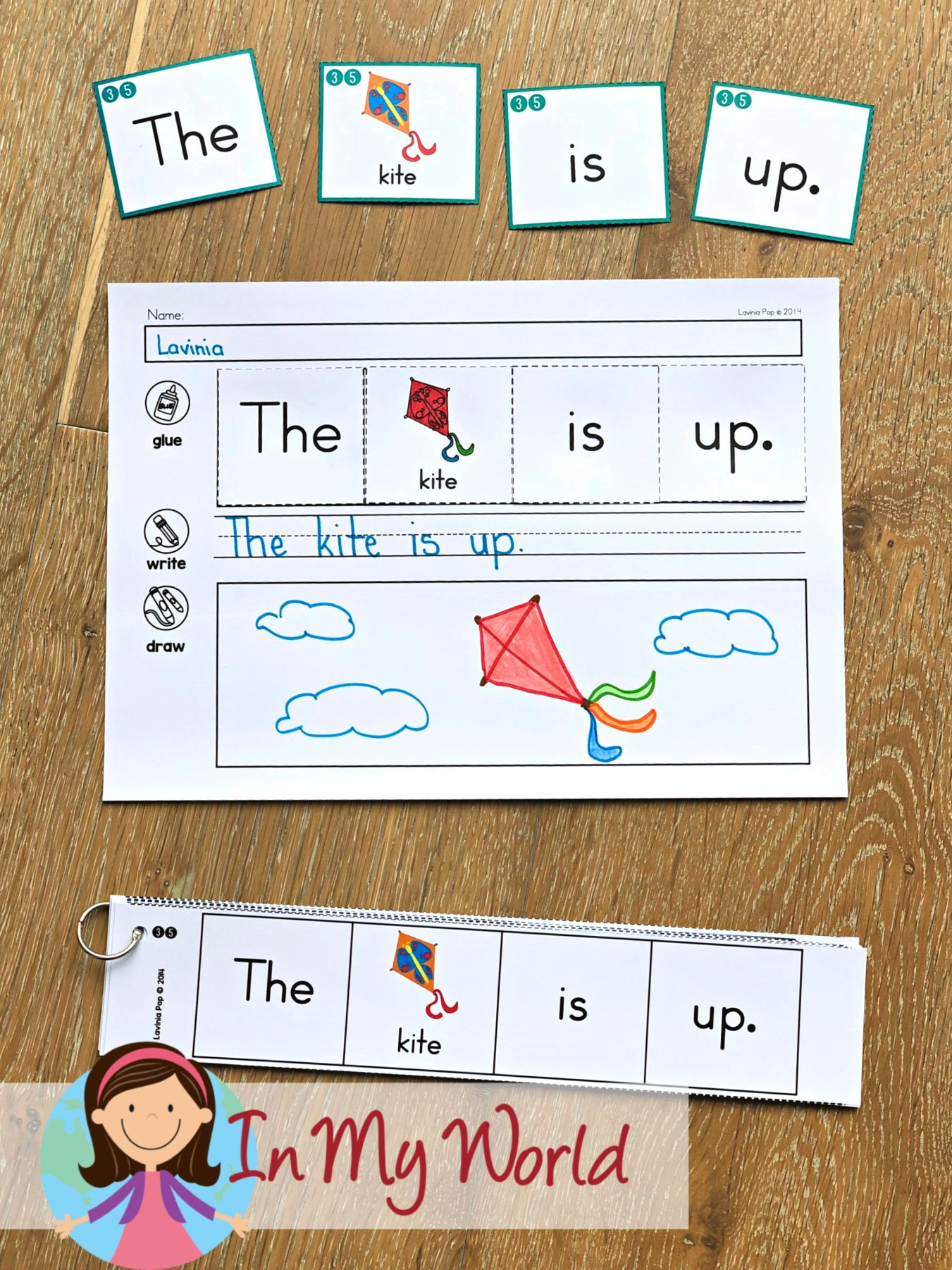 Sight Words And Word Families Week 4