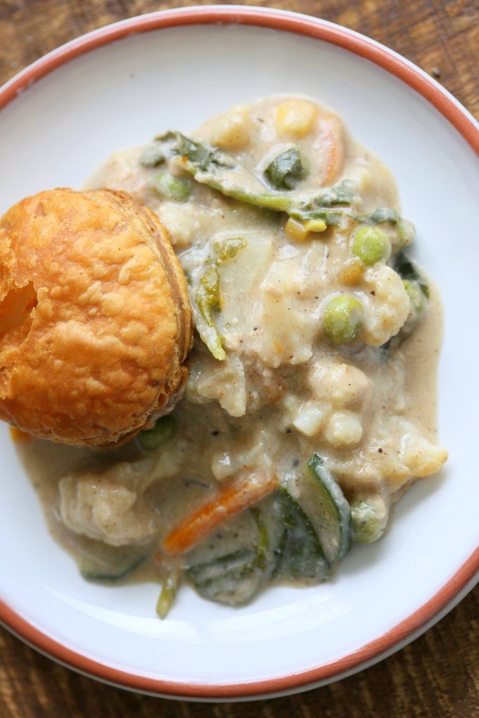 1 Hour Masala Vegetable Pot Pie Recipe Vegetarian Pot Pie Vegetable Pot Pies Recipes