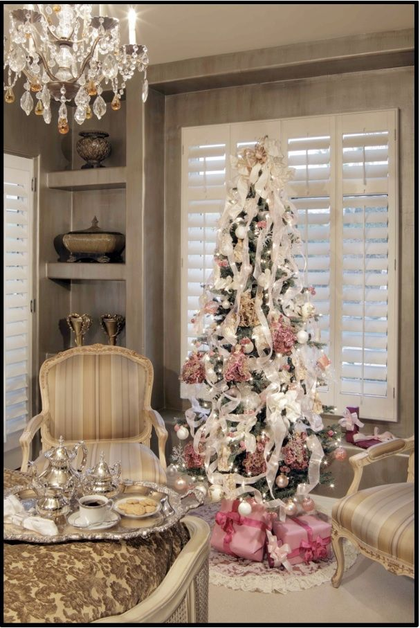 How To Decorate A Designer Christmas Tree For Your Luxury Home Luxury Christmas Tree Cool Christmas Trees Christmas Tree Design