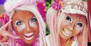 Resultado de imagem para rostos excentricas