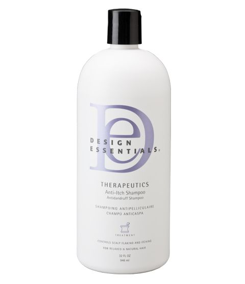 Therapeutics Shampoo Anti Itch Shampoo Cleanses And Helps Control