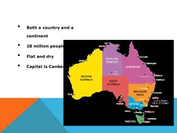 Notes Pictures Maps And Charts All About Australia New Zealand And The Smaller Pacific Islands We Paired It With The Movie New Zealand Island Australia