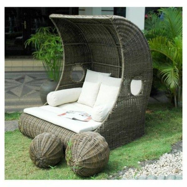 45 Outdoor rattan furniture - modern garden furniture set and lounge ...
