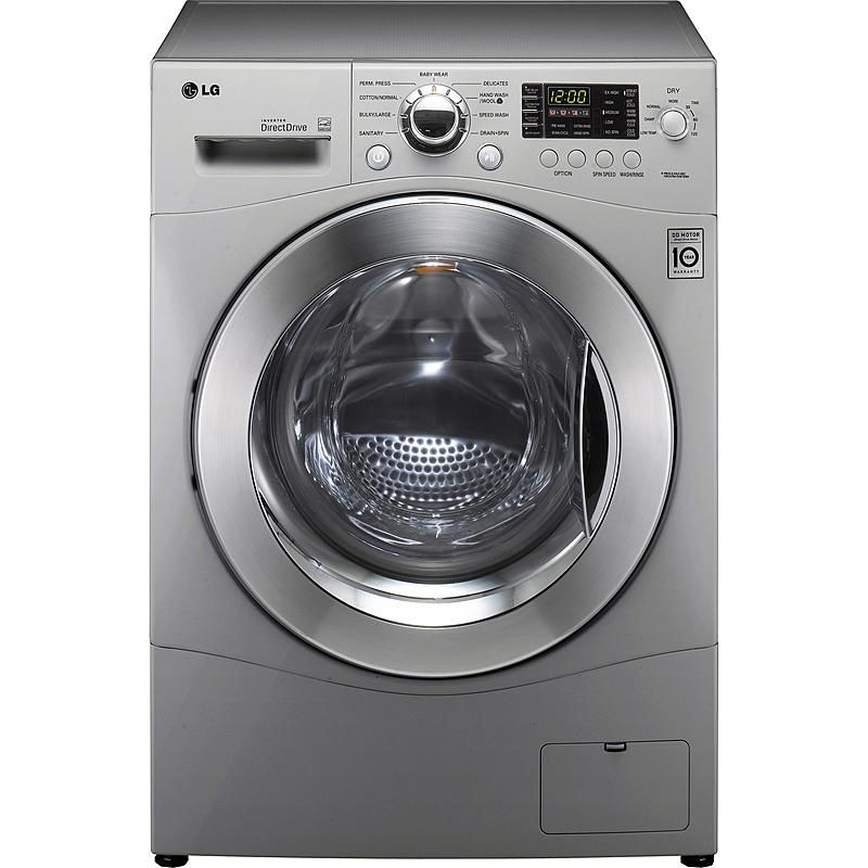 Lg Wm3455hs 2 3 Cu Ft All In One Washer And Dryer