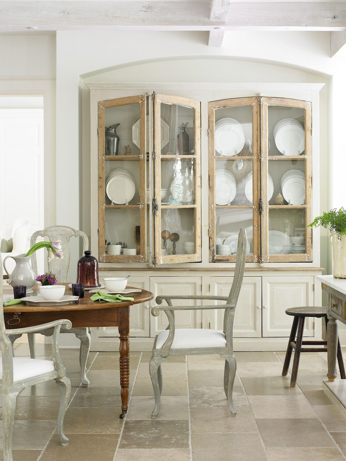Home Zen La Clayette platos redondo decoración | muebles de comedor, diseño de