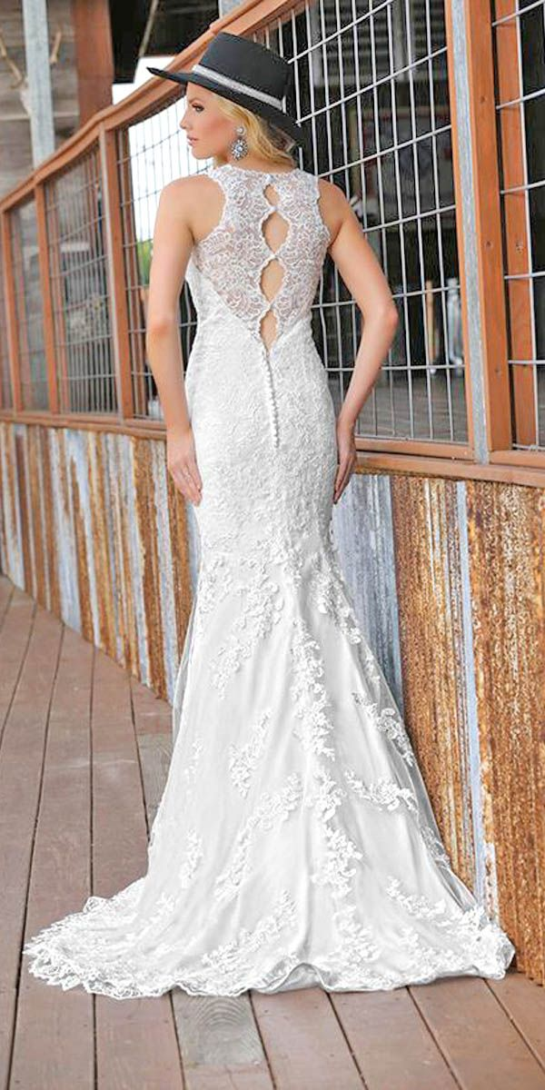 24 Bridal Inspiration  Country Style Wedding Dresses  bef3f5f2048f