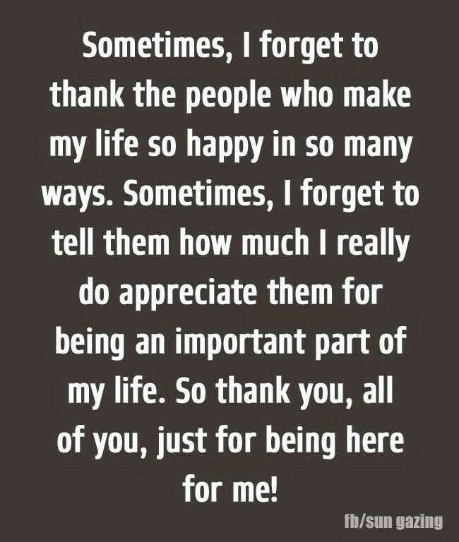 thank you thank you friends are family quotes