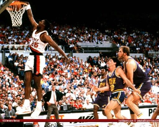 RIP Jerome Kersey.   RIP city's beloved Blazer dead at the age of 52.  February 18, 2015