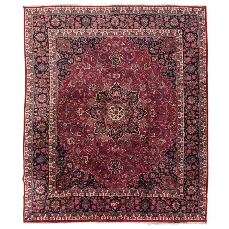 Épinglé sur Lionel Mashad rugs.