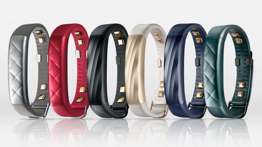 Jawbone mit Design- und Farbupdate für UP2 und UP3 | Sports Insider Magazin