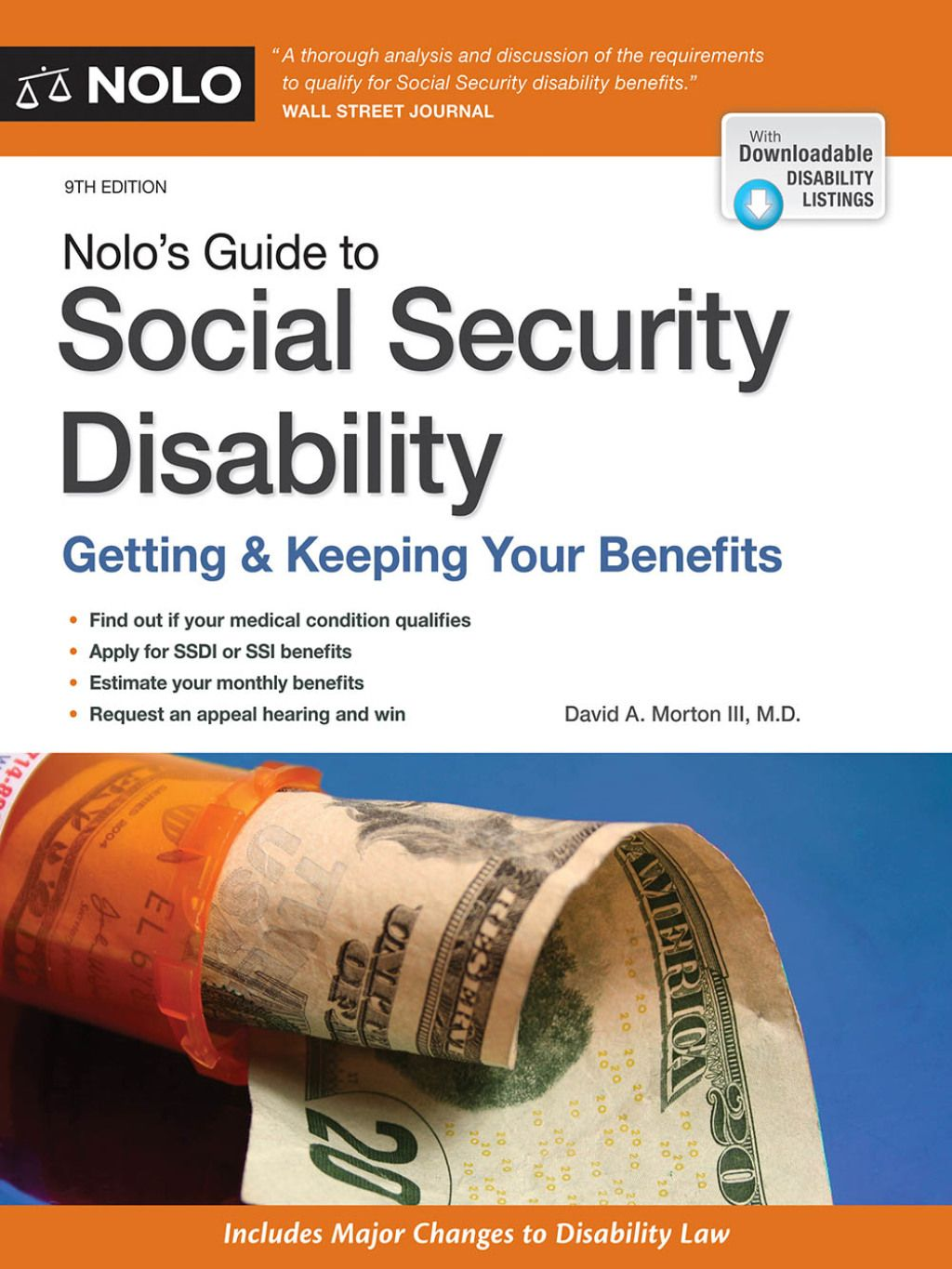 Nolo's Guide to Social Security Disability (eBook) in 2020