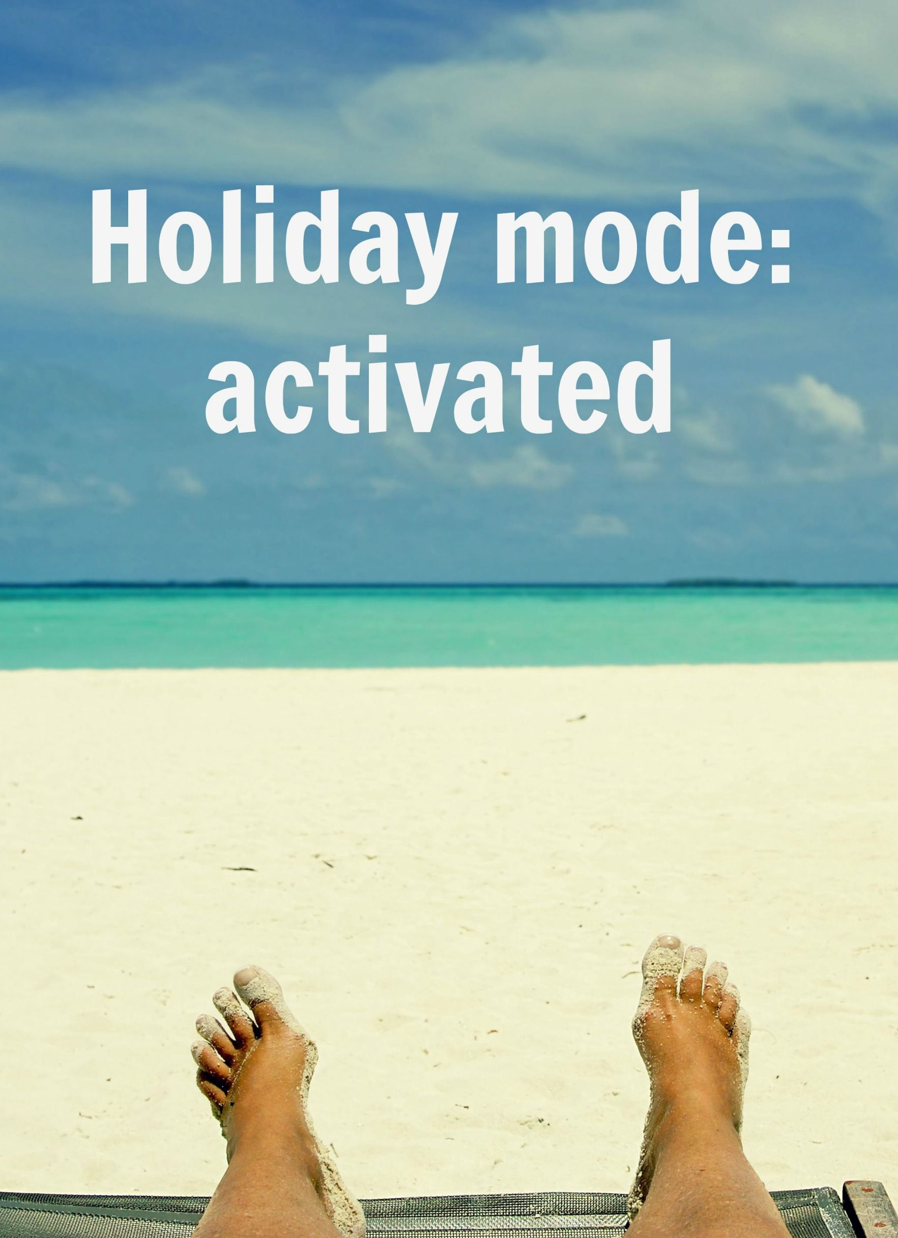 Holidays: a selection of quotes