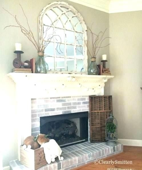 Decorative Mirrors For Above Fireplace.Decorative Fireplace Logs Pictures Of Mirrors Above