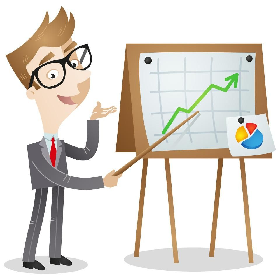 9 tips for more powerful business presentations cartoon