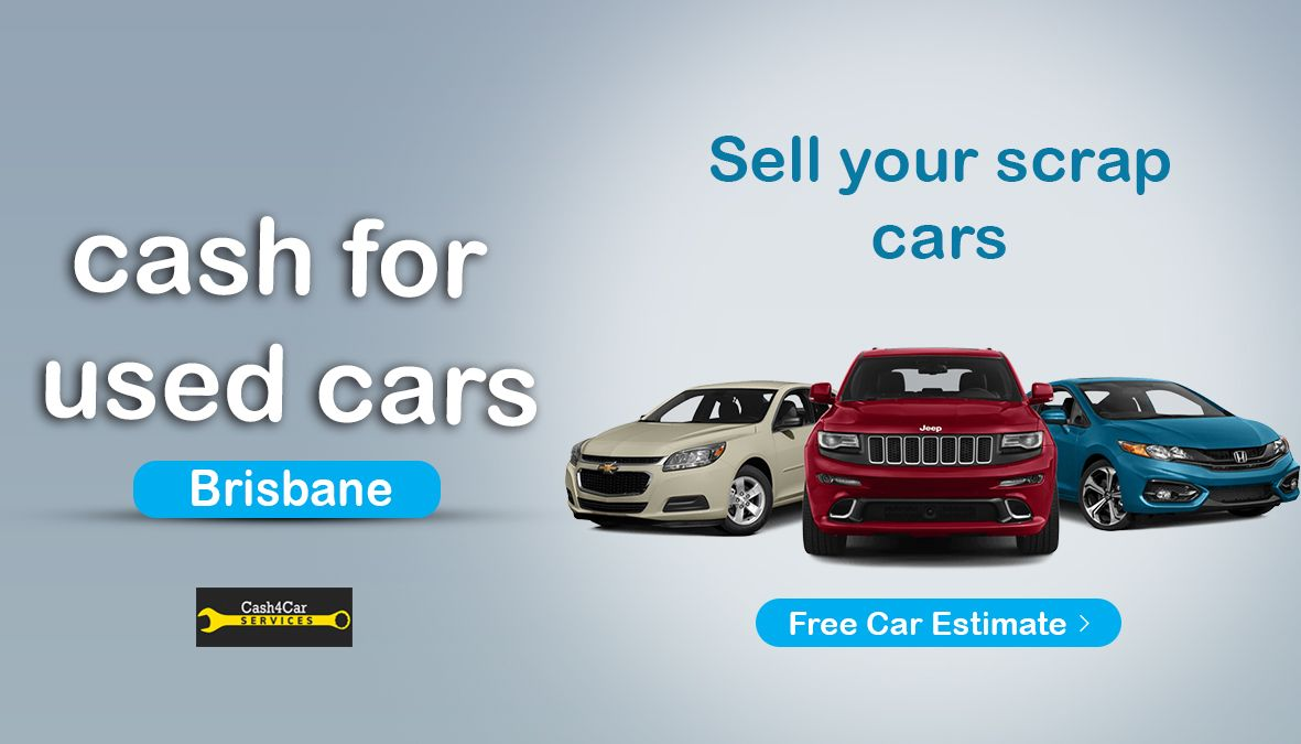 Cash For Cars Brisbane Qld Scrap Car Commercial Vehicle Free Cars