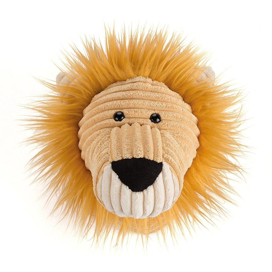 Buy Cordy Roy Lion Wall Hanging - Online at Jellycat.com - cheapest ...