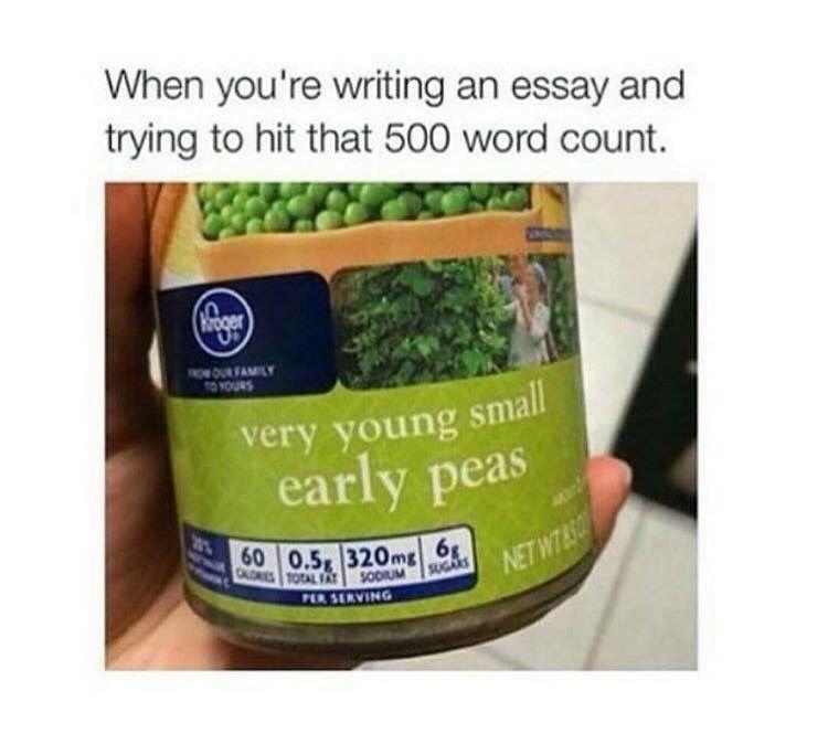 Tok essay word limit