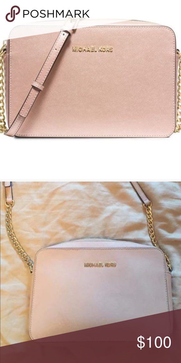 Authentic Mk Crossbody Beautiful Side Bag 100 I Don T Have Tags Or Receipt But Bought It At The Michael Kors In Tampa Make