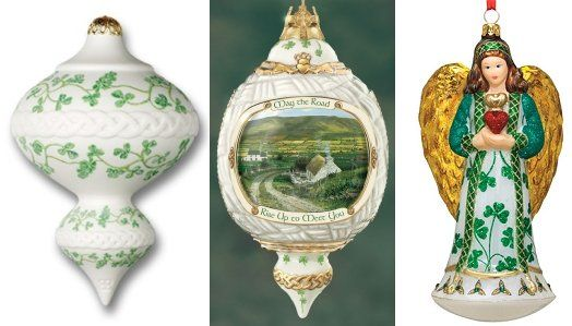 Irish Christmas ornaments; Nollaig shona Dhuit! - Irish Christmas Ornaments; Nollaig Shona Dhuit! Janet's Christmas