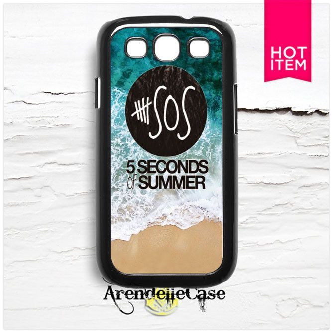 5SOS Five Seconds Of Summer Samsung Galaxy S3 Case