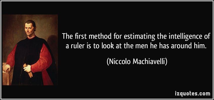 the argument of niccolo machiavelli that rulers were not given divine right Machiavelli's philosophy vs a spiritual one machiavelli goes against the traditional mindset, at that time, that a prince derived his power from god machiavelli believed that the rulers were given no divine right.