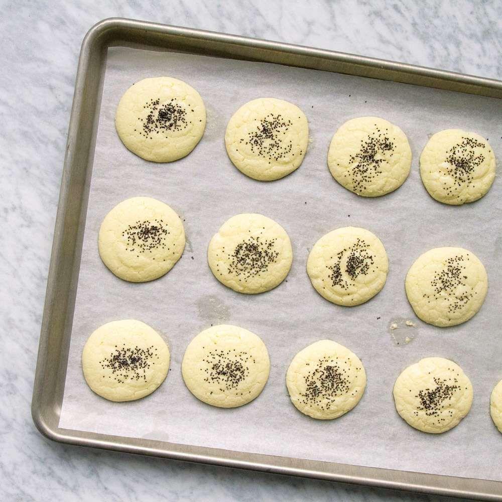 Persian Rice Cookies Nan E Berenji Recipe Rice Cookies