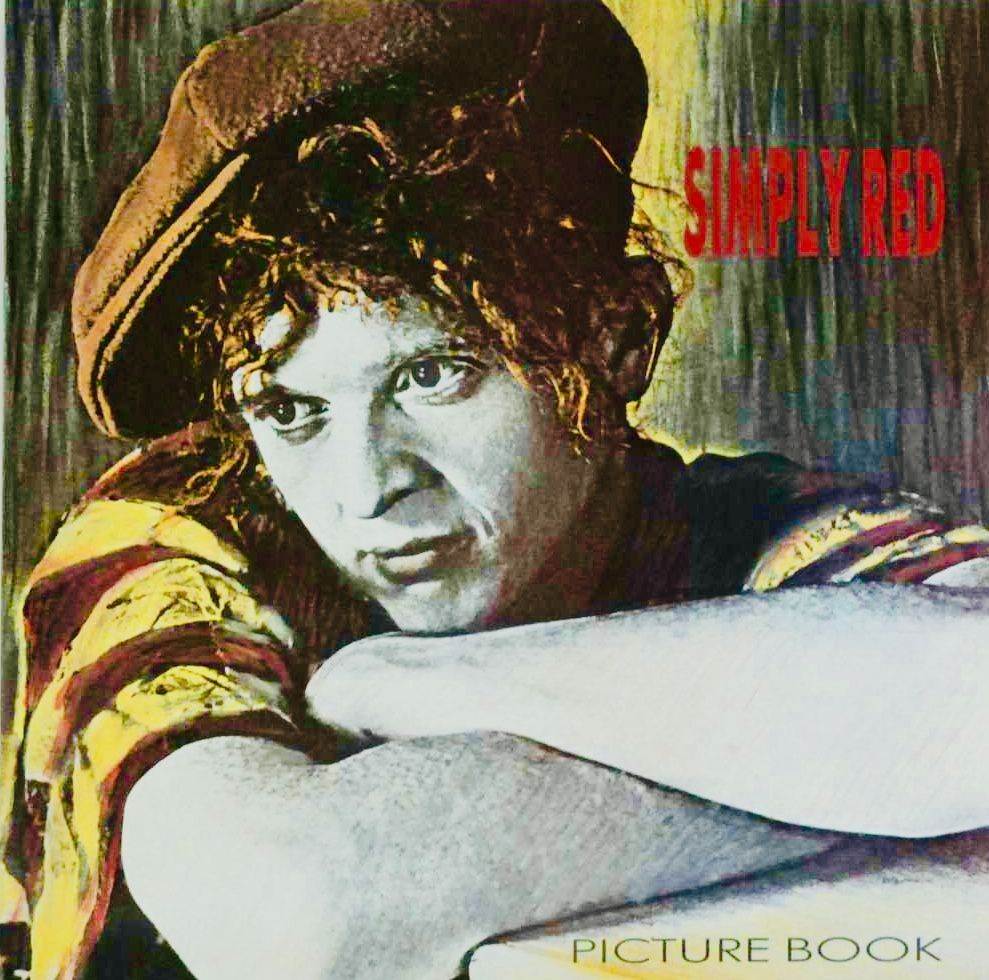 Simply Red Picture Book Classic Album Covers Album Covers