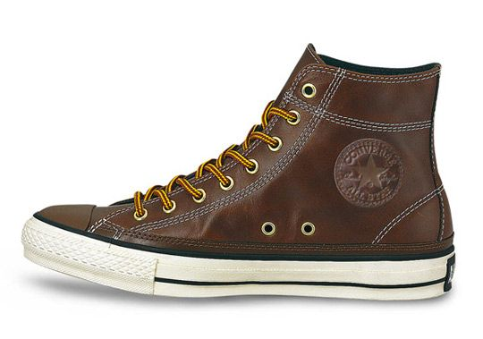 51314bc99447 Converse All Star Hi  Oiled Leather  Sneaker