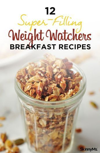 12 Super-Filling Weight Watchers Breakfast Recipes images