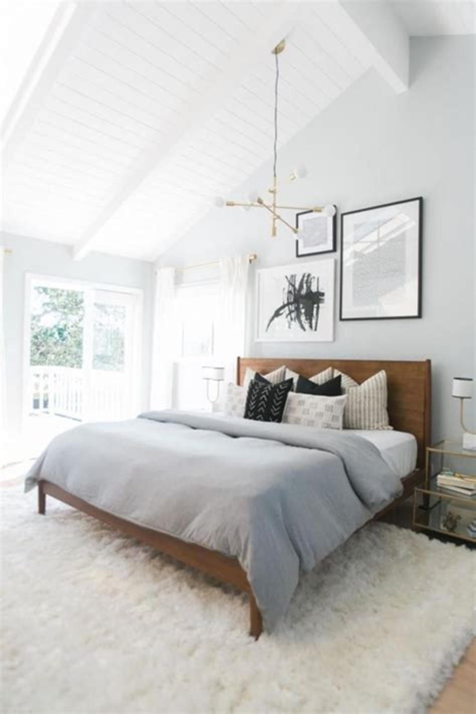 40 Cozy Minimalist Bedroom Decorating Ideas In 2019 Bedroom Interior Bedroom Design Bedroom Inspirations