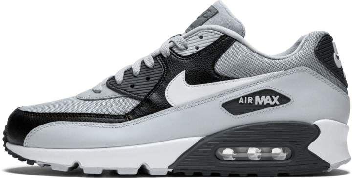 34f209497a Nike Air Max 90 Essential Wolf Grey/White in 2019   Dope Kicks ...
