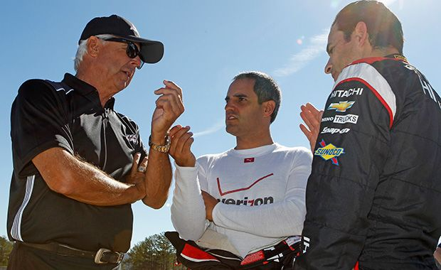 Per i piloti Penske Rick rimane un punto di riferimento. motorsportmagazine.com, pinterest.com