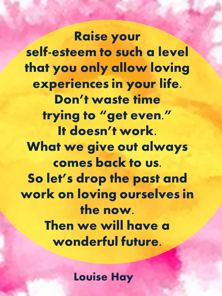 Louise Hay On Forgiveness | Words Of Wisdom | The Tao of Dana