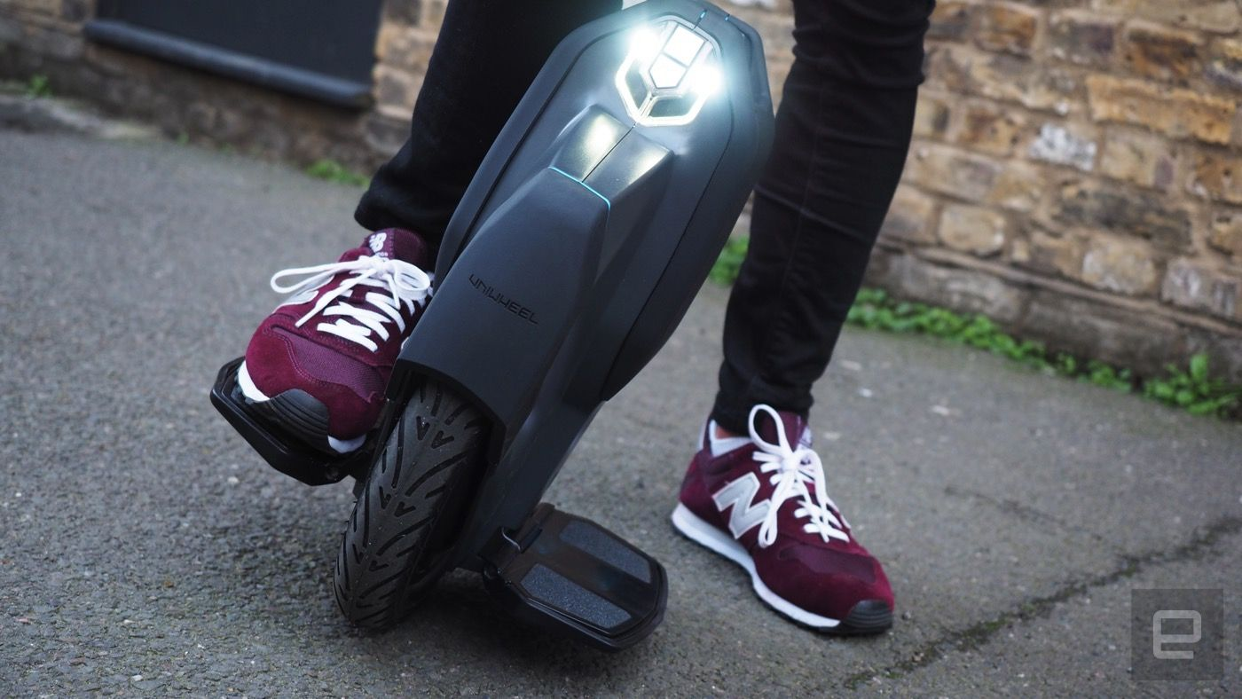 As a beginner, stepping onto an electric unicycle is equal parts frightening and exhilarating. There are no handlebars to grip or a saddle to clench between you...