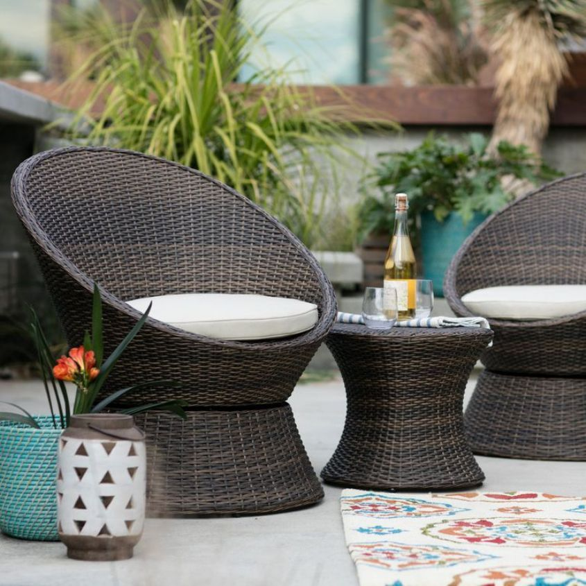8 Budget Friendly Furniture Sets That Make Balcony Turned Into An Oasis Talkdecor In 2020 Balcony Furniture Cheap Outdoor Furniture Outdoor Furniture Sets