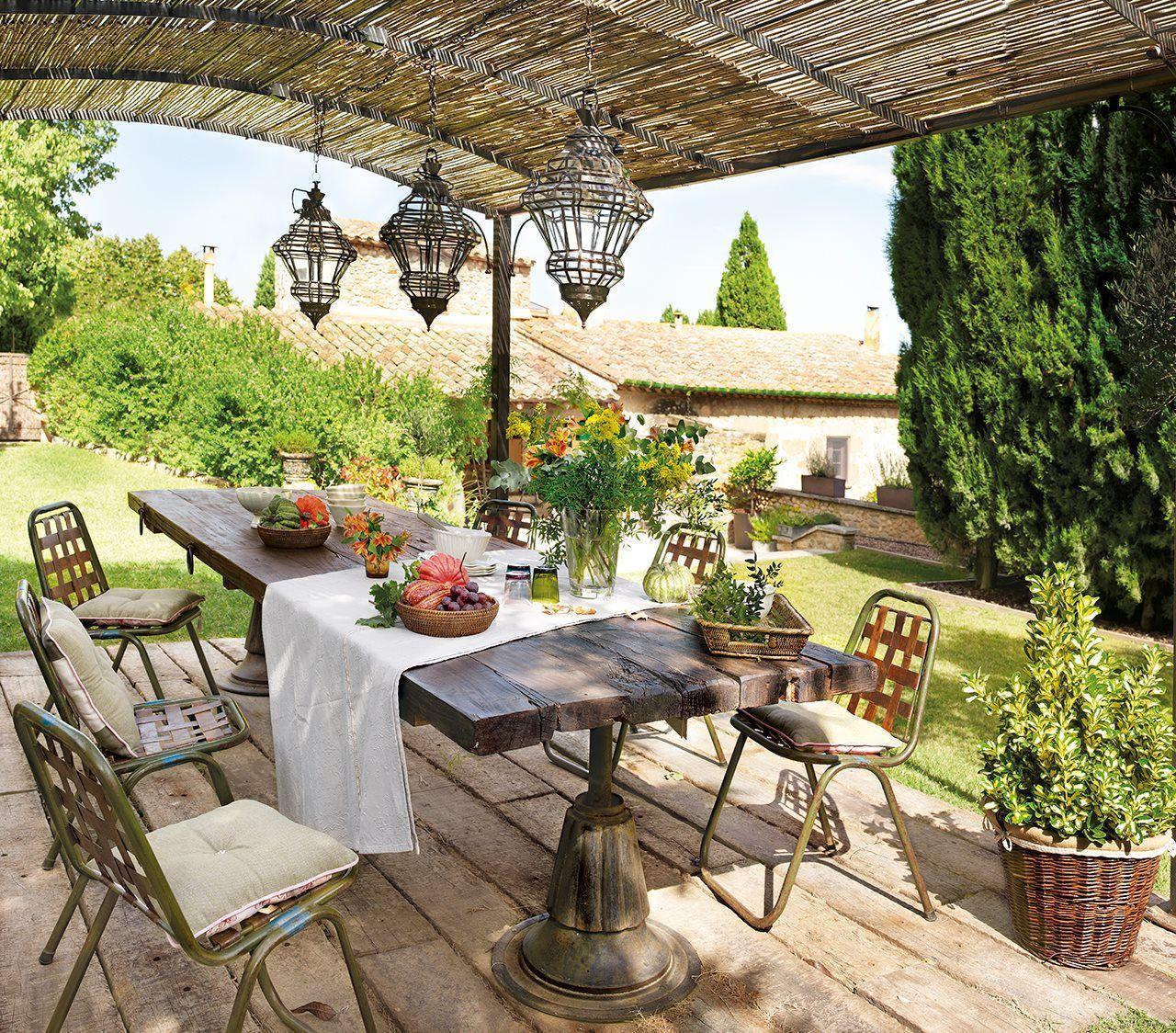 Vuestras fotos preferidas del 2015 jardiner a literas for Jardineria al aire libre casa pendiente