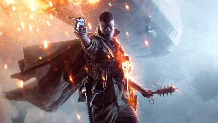 Download Battlefield 1 Game Wallpaper HD Soldier 2560x1440