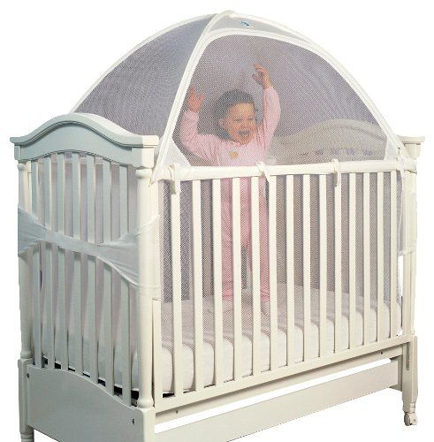 Tots In Mind Cozy Crib Tent Ii 1 White Http Www
