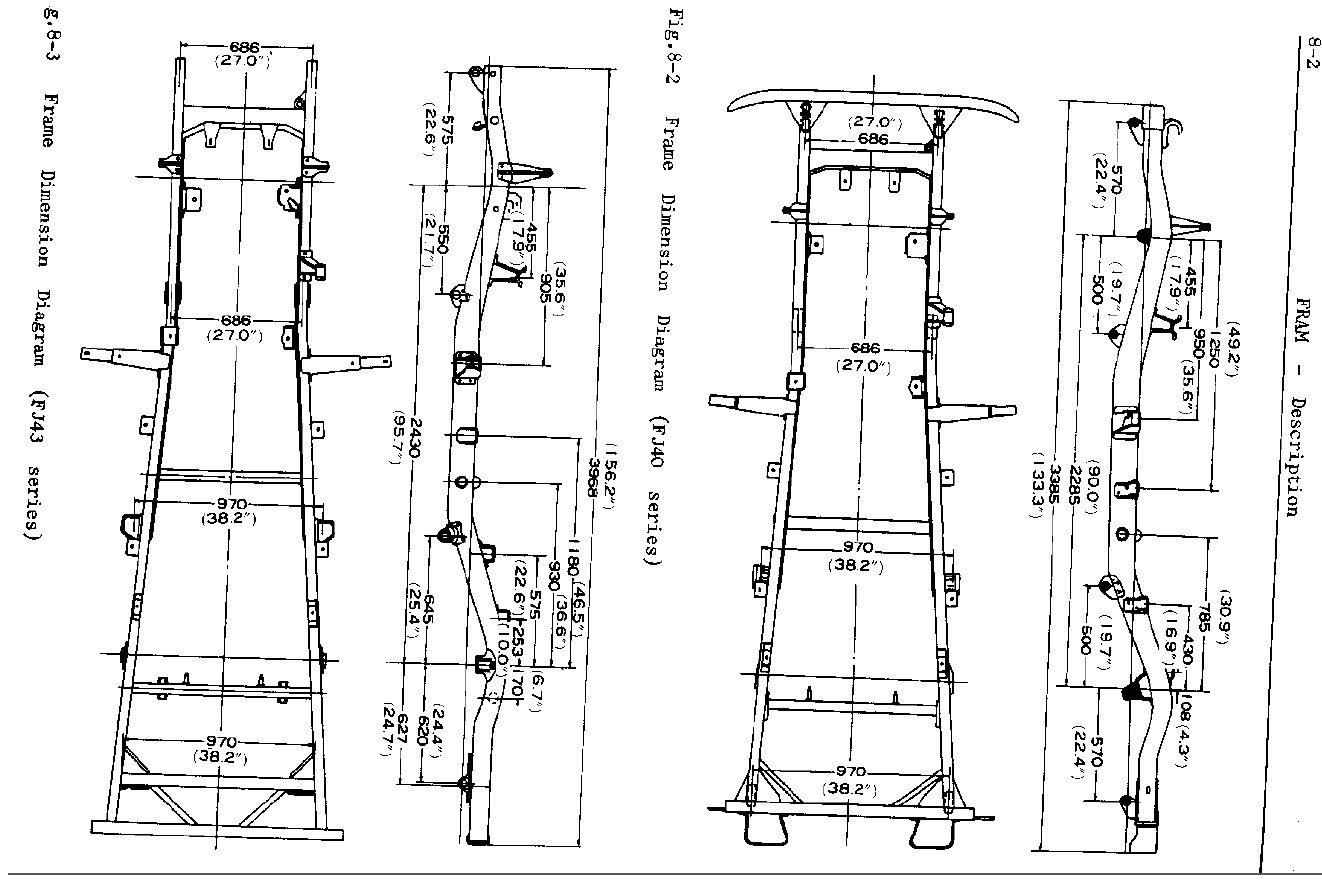 Fj40 43 Frame Chart 894