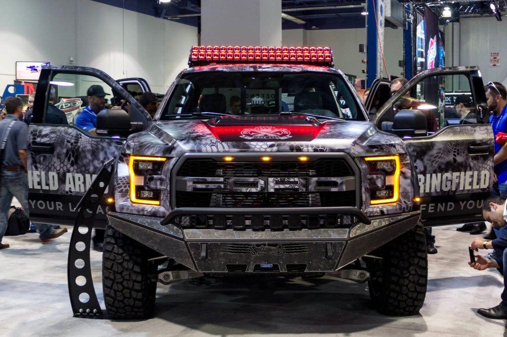 Springfield Armory Legacy Raptor Sema Build
