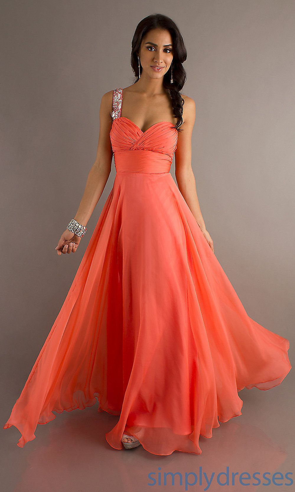 If this had no bling on the straps and was short would be cute