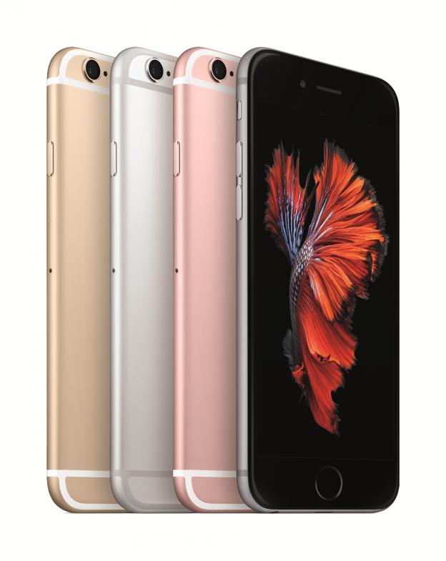 Iphone 6s Und Iphone 6s Plus Mit 3d Touch Apple Iphone Iphone Apple Iphone 6