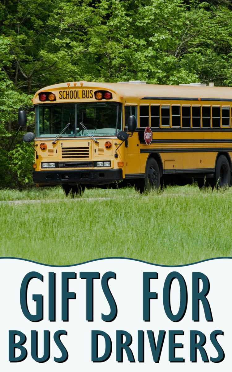 Sponsored Top 20 Best Bus Driver Gifts They Will Appreciate School Bus Drivers Gifts Ideas Bus Driver Gifts School Bus Driver Gift Ideas Bus Driver